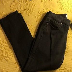 Loft black jeans